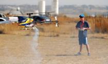 A kültéri RC helikopter egy kiváló választás