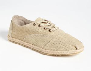 Gondosan megtervezett cipő