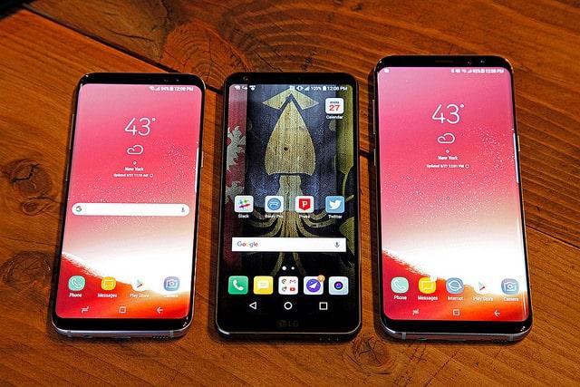 Kimagasló minőségű a Samsung telefontok