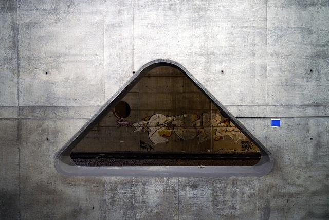 Szemünknek is tetszetős betonkerítés