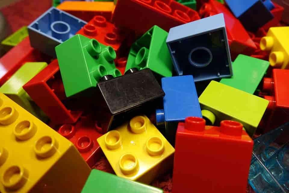 Örömöt okoznak az építőjáték