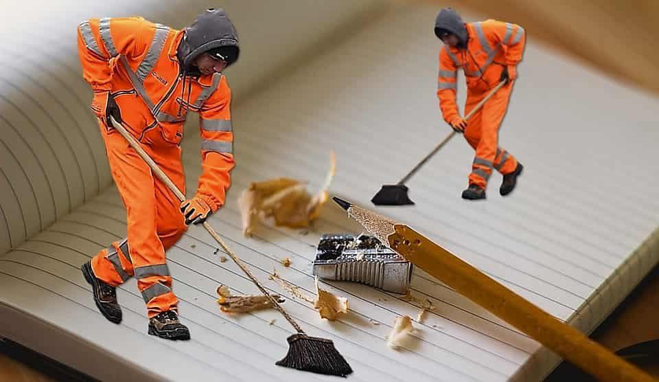 Iroda takarítás többéves tapasztalattal