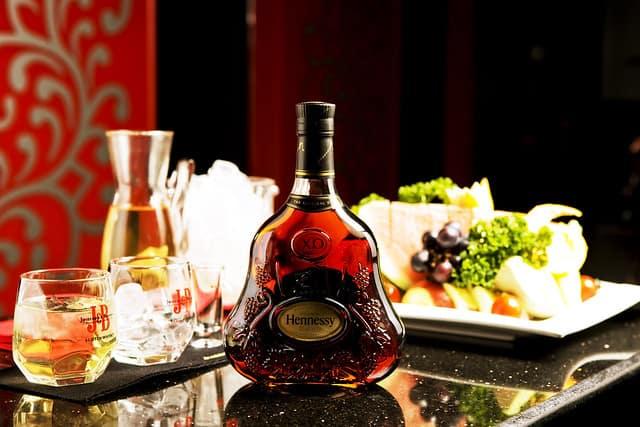 Hennessy konyak