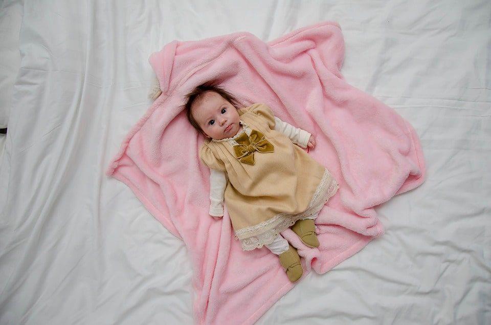 Kényelmes viselet a gyerek hálózsák