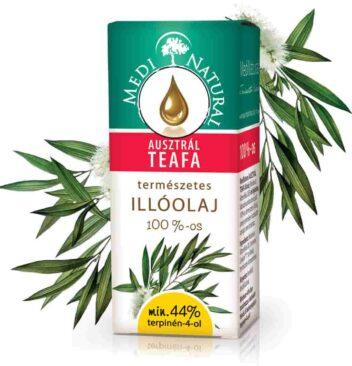 teafaolajos kézfertőtlenítő
