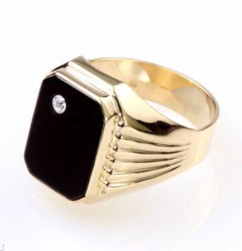 férfi pecsétgyűrű