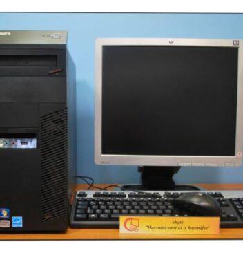 használt asztali számítógép