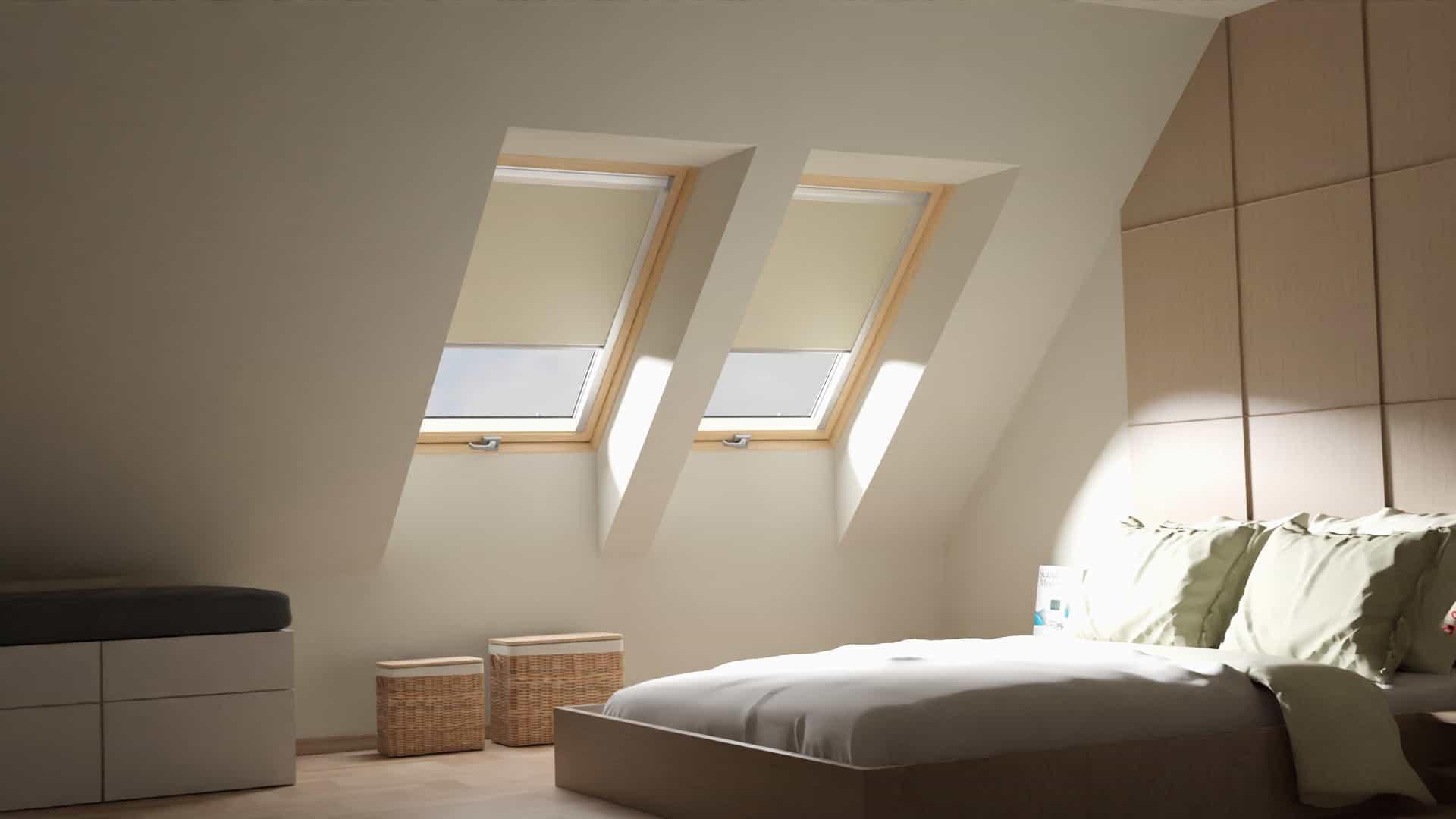 tetőablak árnyékoló